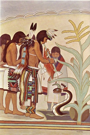 Hopi Snake Dance and The Western World and Dust Devils, October 2016 Newsletter