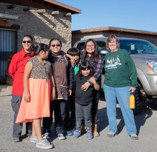 Donations in support of Hopi sustainability and empowerment