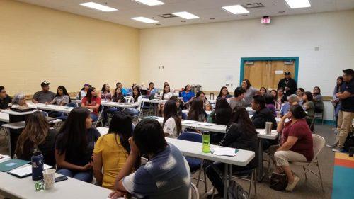 2019ScholarshipRecipientOrientation Day at Hopi Education Endowment Fund