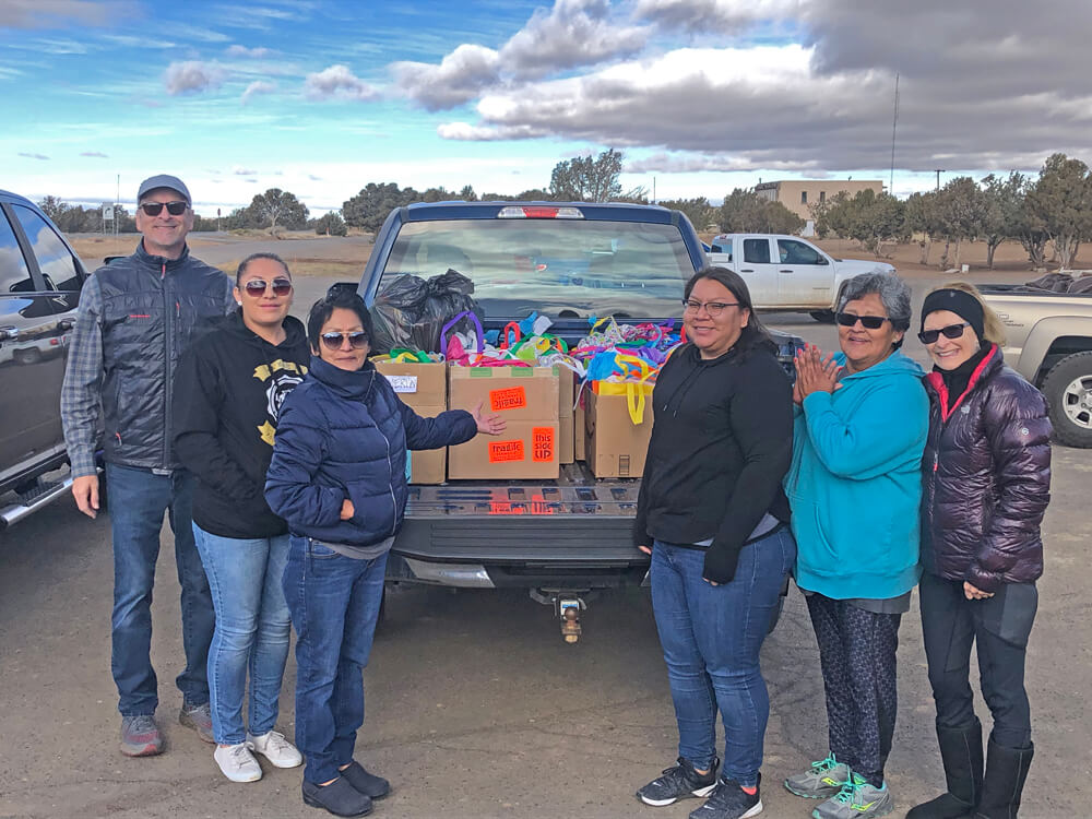 Make a Donation in Support of Hopi People