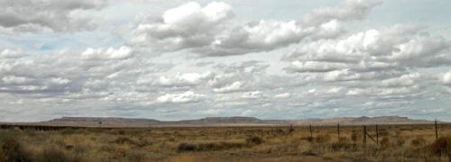 Hopi Mesas in remote northeastern Arizona where villages are under a coronavirus emergency declaration and Hopi families are in need of food and hygiene supplies.